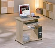 Schreibtisch, Arbeitstisch, Bürotisch, Computertisch Durini Eiche Sonoma Dekor