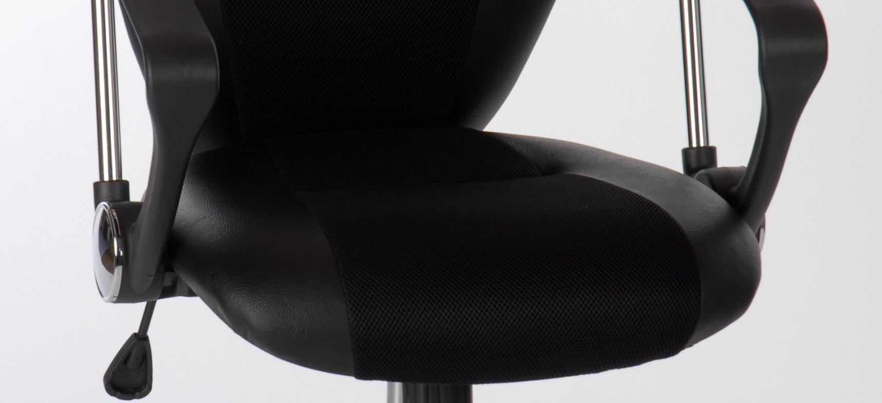 Bürostuhl Drehstuhl Schreibtischstuhl 60303S3 Drehstuhl Schwarz