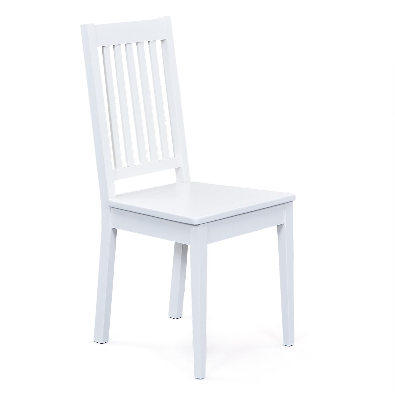 4 Esszimmerstuhl set Stuhl Weiß 1 Stühle Küchenstuhl Westerland 7 IEDH29W