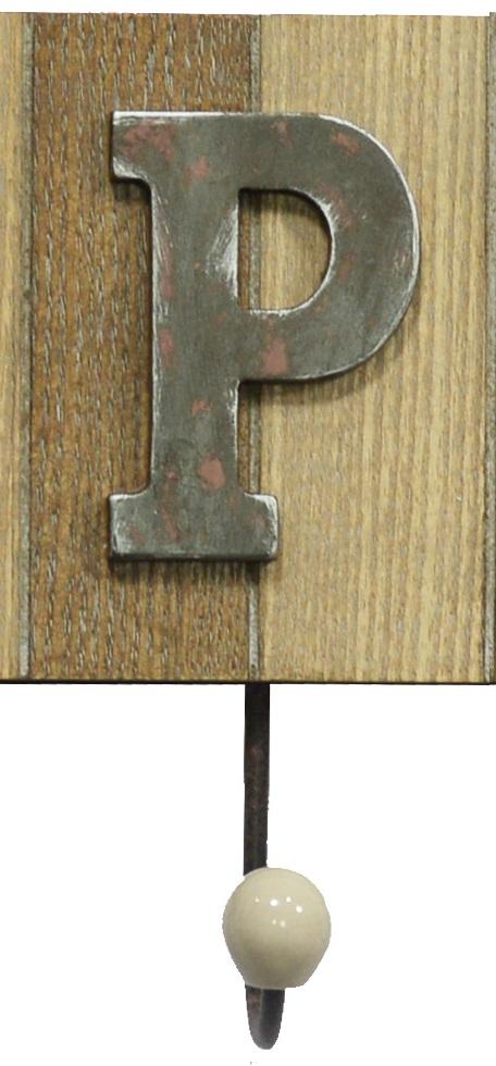 Wandgarderobe Jackenhaken Flurgarderobe B9908491 Metall