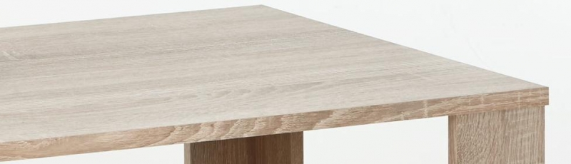 Couchtisch Stuben-Tisch Luca63 Eiche Sonoma Dekor Rechteck