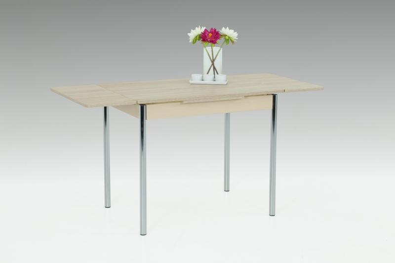 110-176x70 cm Esstisch Küchentisch Tisch Hamburg I 63/29 ausziehbar Eiche Dekor