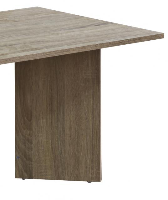 Couchtisch Stubentisch Tisch Wohnzimmertisch B152336 Foliert Buche Dekor
