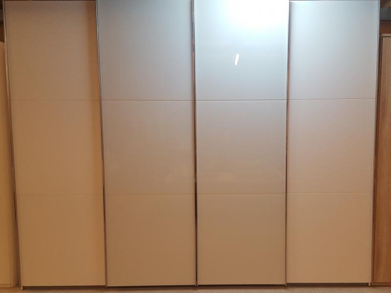 Schwebetüren Schrank LEVEL C36  Kleiderschrank Versand möglich BÜH
