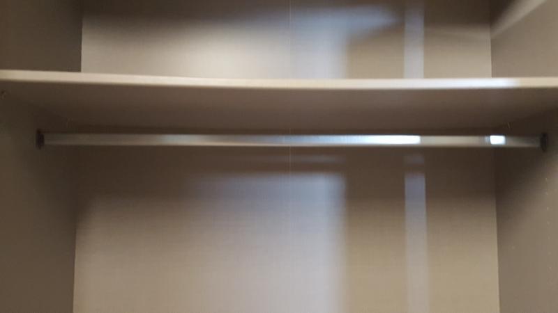 Kleiderschrank FRANZISKA 4türig Spiegel Versand möglich BÜH