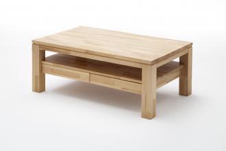 Couchtisch Beistelltisch Tisch Wohnzimmertisch Gordon KB Kernbuche Massiv