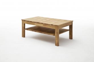 Couchtisch Beistelltisch Tisch Wohnzimmertisch Fabian Wildeiche Massiv