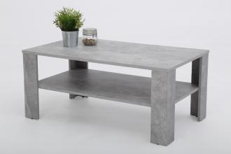 Couchtisch Stubentisch Wohnzimmertisch Tisch Luca 04 Beton Dekor