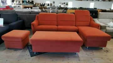 Ecksofa Polsterecke Sofa CARERO mit Funktion Versand möglich